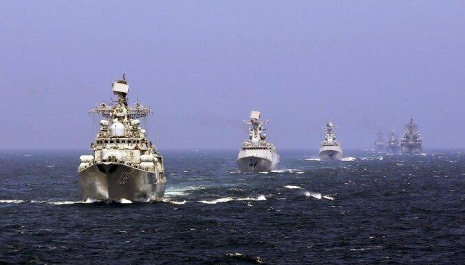 ВМФ Китая обогнал Россию и США и стал крупнейшим в мире