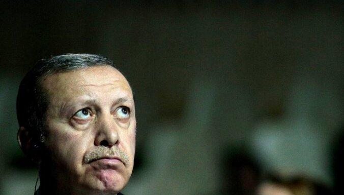 """Эрдоган заявил о необходимости """"преподать урок"""" Израилю"""