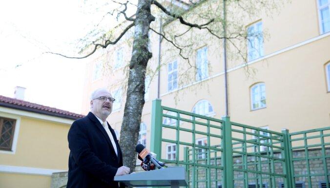 9. maijs Latvijai nav atzīmējama diena, pārliecināts Valsts prezidents