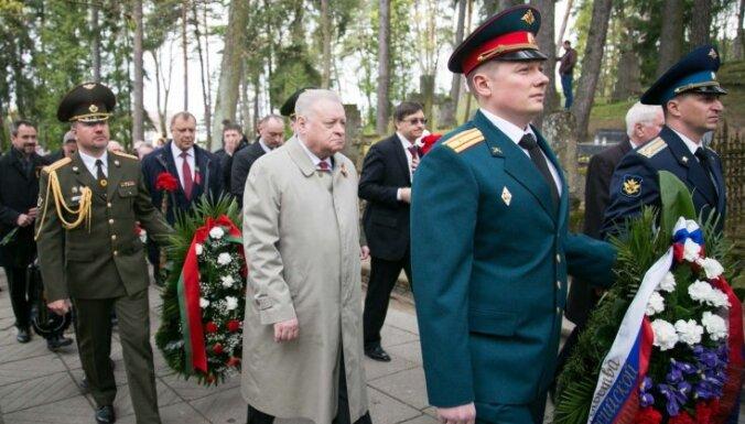 "9 мая в Вильнюсе: ""Знаем, кто победил, порох держим сухим, борясь за мир"""