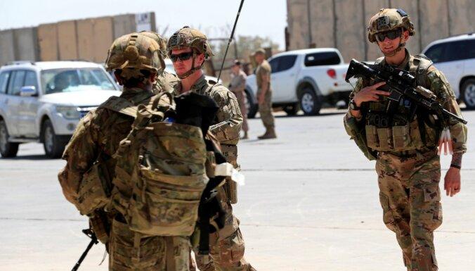 ASV apņemas izvest kaujas spēkus no Irākas, bet nemin termiņu