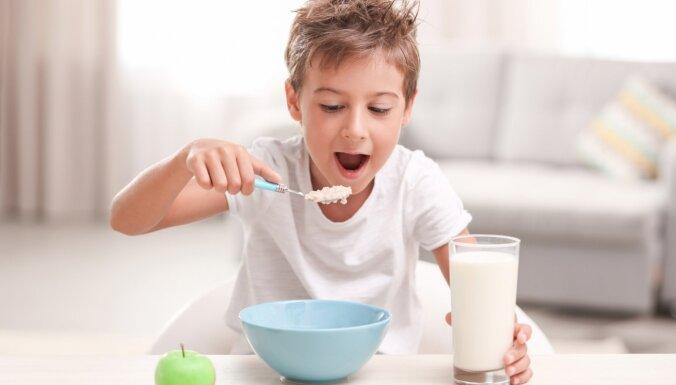 Ko savam skolēnam piedāvāt brokastīs