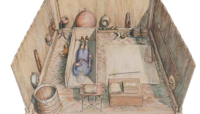 Британский ответ Тутанхамону: обнаружена не менее важная гробница
