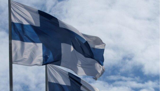 Левитс пообещал финнам активную поддержку Латвией их приоритетов в Совете ЕС