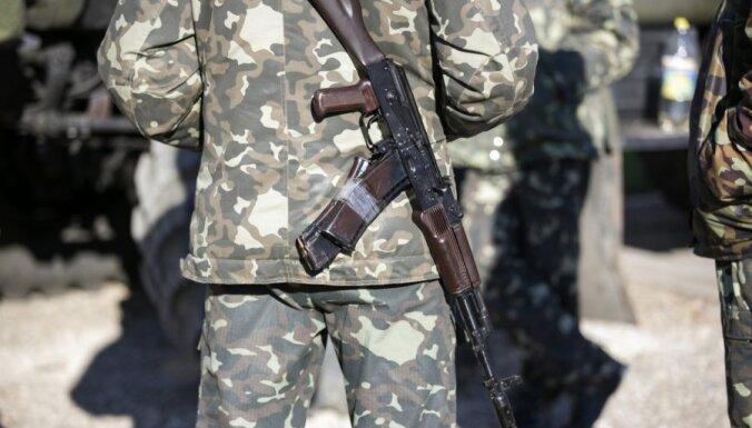 """ГПС Украины: российские военные штурмом захватили отдел """"Щелкино"""""""