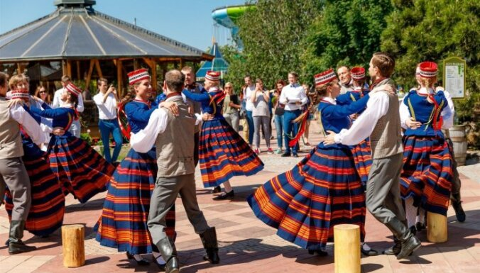 Bezmaksas koncertā varēs gūt ieskatu deju lieluzvedumā 'Māras zeme'