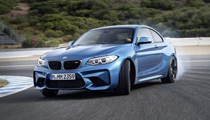 BMW sporta nodaļa 'M' neplāno ieviest četrcilindru dzinējus