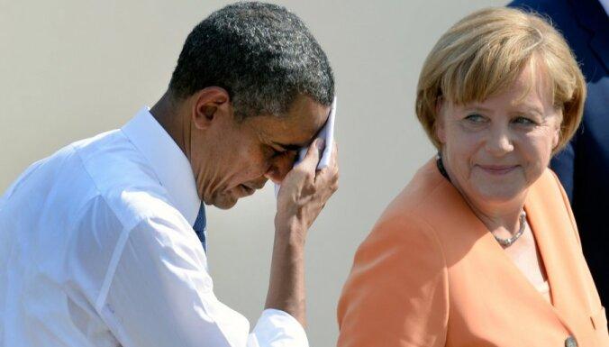 Обама: Агентству нацбезопасности запрещено следить за лидерами иностранных государств