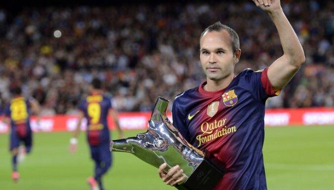 Spāņu masu mediji Injestam prognozē pasaules labākā futbolista titulu:
