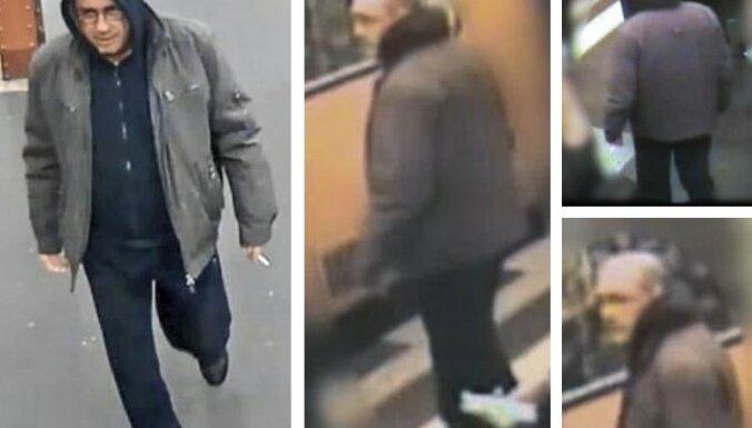 ФОТО. Разыскивается подозреваемый в убийстве в центре Берлина (ДОПОЛНЕНО)