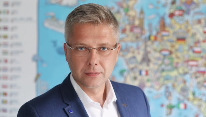 Ушаков: Латвия, как корабль, идущий на айсберги, страна на пороге катастрофы