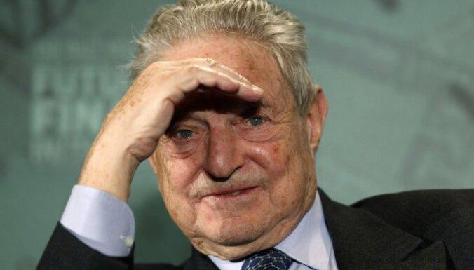Džordžs Soross, George Soros