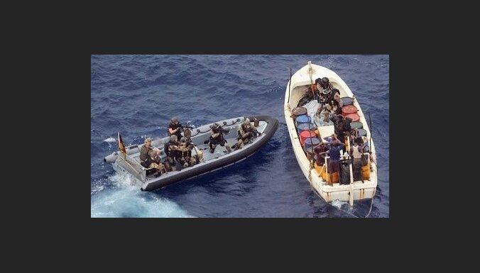 Сомали требует от России объяснить гибель пиратов