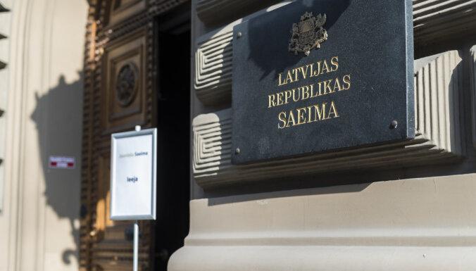 Новая редакция закона о преодолении последствий Covid-19 передана в Сейм для окончательного рассмотрения