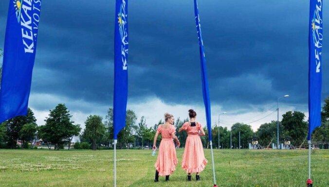 ФОТО. Как прошел первый в Латвии Пикник красоты