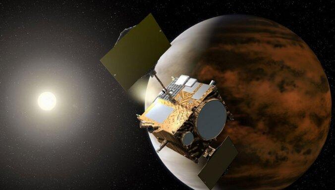 Nekas tāds citur nav novērots: gigantisks atmosfēras 'vilnis' apriņķo ellišķīgo Veneru