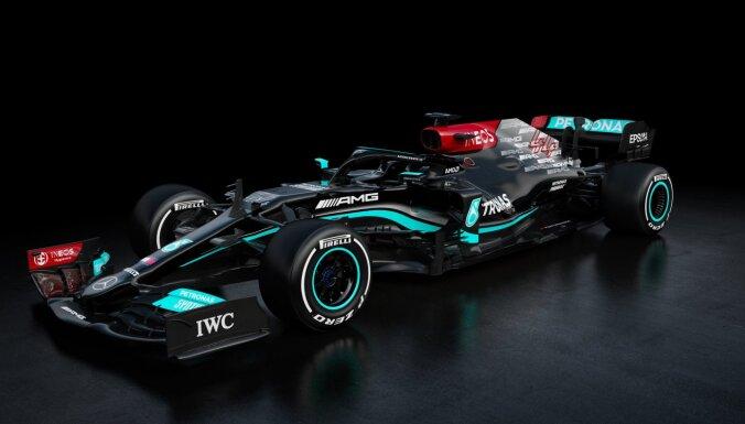 F-1 sezonas strauji tuvojas – puse komandu prezentējušas jaunās formulas