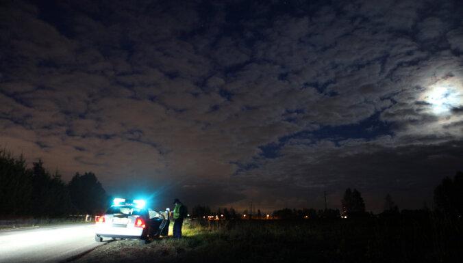 В Юрмале сбит пешеход, водитель скрылся с места ДТП