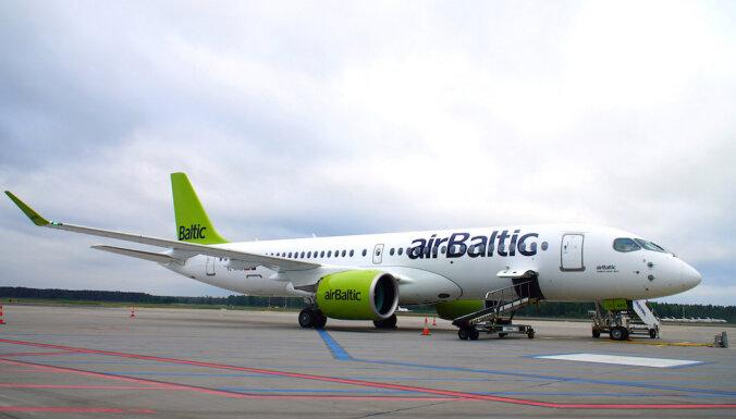 'airBaltic' veiks repatriācijas lidojumus no Vīnes, Frankfurtes un Amsterdamas