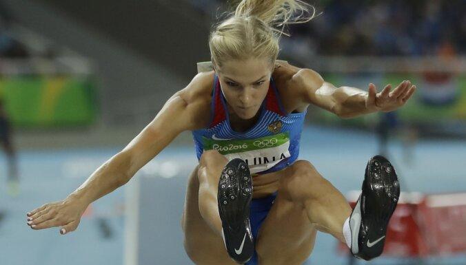 Россиянка Клишина выиграла в Риге с лучшим результатом сезона, 15-летняя Блажевица улучшила рекорд 30-летней давности