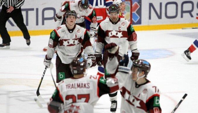 Соперники сборной Латвии объявили свои составы на чемпионат мира в Дании