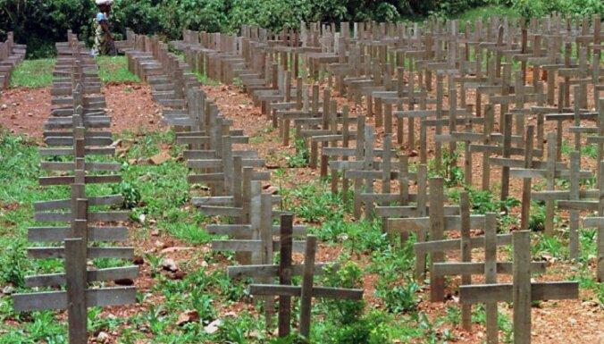 Во Франции пойман спонсор геноцида в Руанде Фелисьен Кабуга