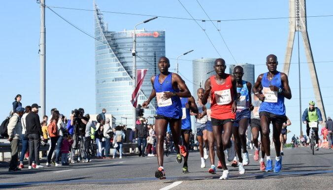Рижский марафон с новым рекордом выиграл эфиоп, у Прокопчук — четвертое место