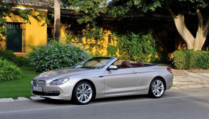 Ассоциация: латвийцы покупают авто премиум-класса, рассчитываясь наличными