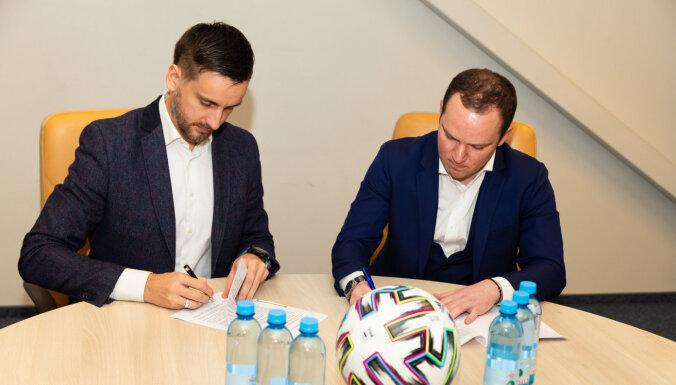LTFA lauž sadarbības līgumu LFF un nerīkos telpu futbola čempionātu