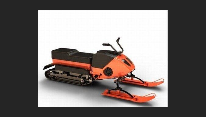'AvtoVAZ' ražos lētus sniega motociklus