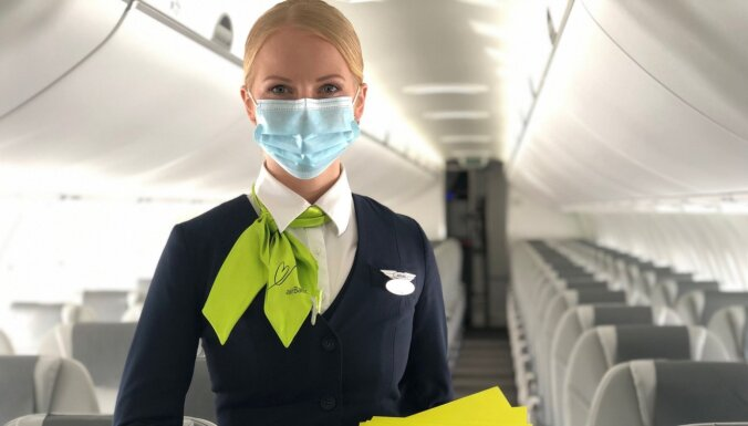 airBaltic возобновляет рейсы из Риги и других столиц Балтии: авиакомпания рассказала о новых правилах для пассажиров