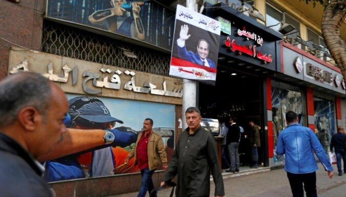 'Daesh' aicina kaujiniekus ar uzbrukumiem izjaukt Ēģiptes vēlēšanas