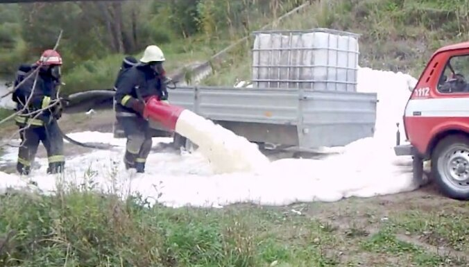 Гибель рыбы: начат уголовный процесс; появилось видео с учений ГПСС