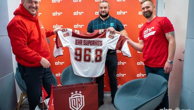 Radio EHR 'Super Hits' kļūst par Dinamo Rīga oficiālo mediju partneri