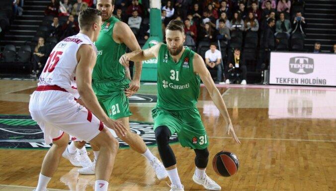 Peiners palīdz 'Dariššafaka' gūt uzvaru Turcijas čempionāta mačā