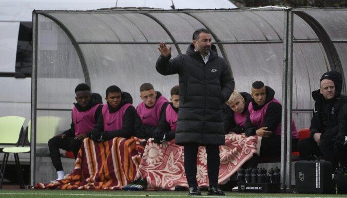 'Valmiera' FC viesos paildzina 'Liepājas' neveiksmju sēriju