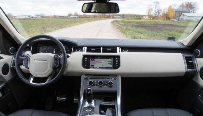 Передача: Урбанович ездит на Range Rover за 100 000 евро