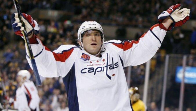 """Овечкин — лучший снайпер в истории """"Вашингтона"""", Ягр — четвертый бомбардир НХЛ"""