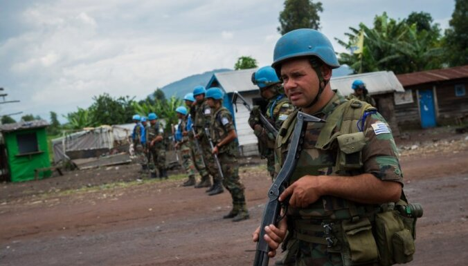 Украина подала в ООН официальный запрос на введение миротворцев