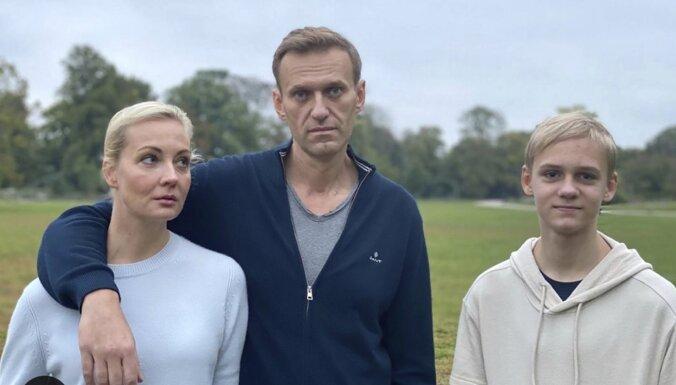 Юлия Навальная рассказала о психологическом давлении на мужа