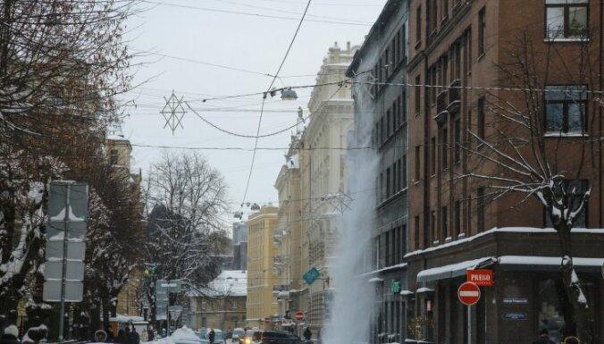 Pagājušajā nedēļā Rīgas ielu uzturēšana izmaksas sasniegušas teju visas iepriekšējās ziemas budžetu