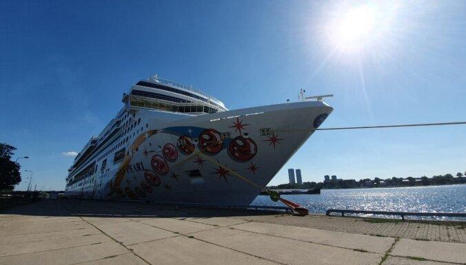 Šogad Rīgā piestās vairāk kruīza kuģu nekā pērn; deviņi no tiem – pirmo reizi