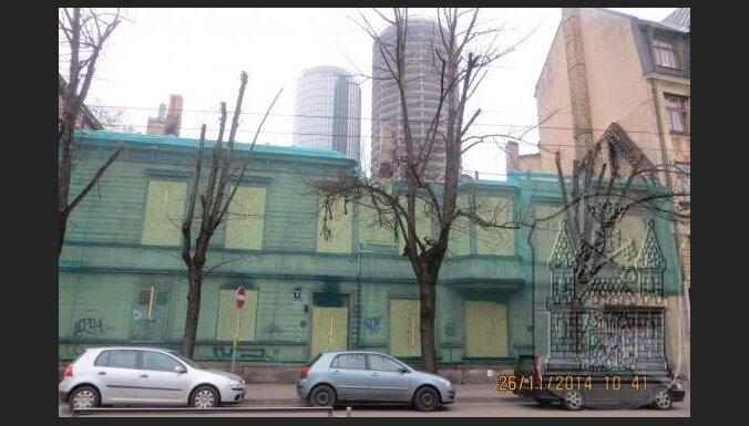 Депутаты Рижской думы одобрили принудительный снос семи столичных развалин