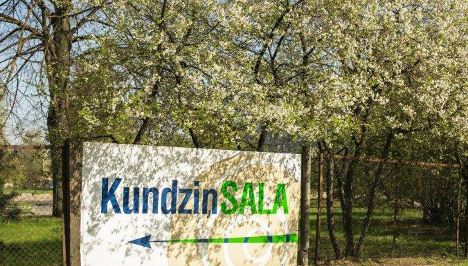 Проект осушения жилого района на Кундзиньсале улучшит жизненную среду на территории Рижского порта