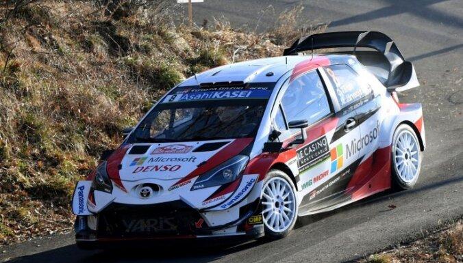 Ots Tanaks – pirmais jaunās WRC sezonas līderis