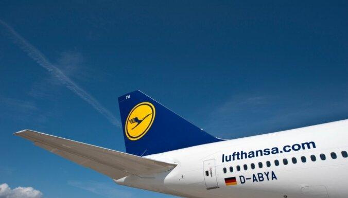 'Lufthansa' piloti atkal plāno streikot