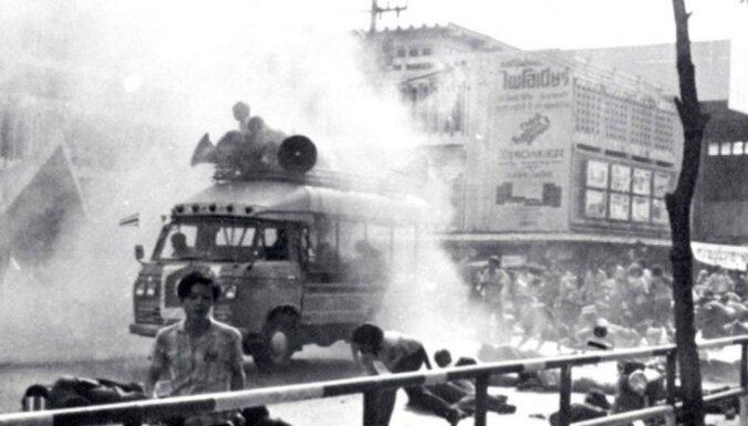 Apvērsumu lielvalsts Taizeme: savdabīga tradīcija vai paraugs citiem?