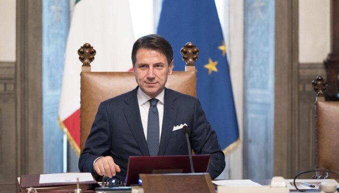 Itālijas parlaments apstiprina 2020.gada budžetu