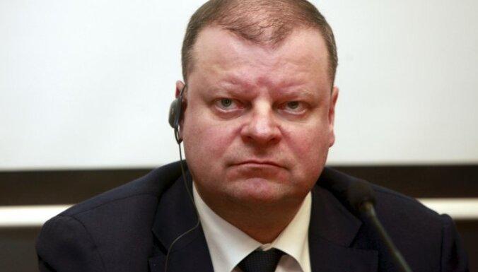 Сквернялис: если не cтану президентом Литвы, то уйду в отставку