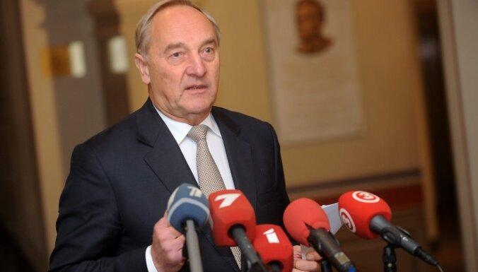 Prezidents: jāatbalsta sadarbība ar tām austrumu valstīm, kuras vēlas sadarboties ar ES